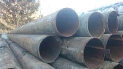Трубы б/у 530 мм