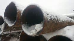 Трубы б/у 377 мм