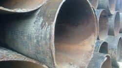 Трубы б/у 1220 мм